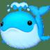 🐳 spouting whale Emoji on Facebook Platform