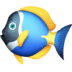 🐠 tropical fish Emoji on Facebook Platform
