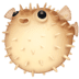 🐡 blowfish Emoji on Facebook Platform