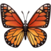 🦋 butterfly Emoji on Facebook Platform