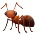 🐜 ant Emoji on Facebook Platform
