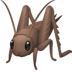 🦗 cricket Emoji on Facebook Platform