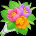 💐 Karangan Bunga Emoji pada Platform Facebook