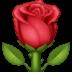 🌹 rose Emoji on Facebook Platform