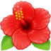 🌺 hibiscus Emoji on Facebook Platform