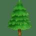 🌲 evergreen tree Emoji on Facebook Platform