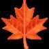 🍁 maple leaf Emoji on Facebook Platform