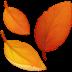 🍂 fallen leaf Emoji on Facebook Platform