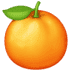 🍊 Tangerine Emoji on Facebook Platform