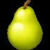 🍐 pear Emoji on Facebook Platform