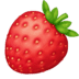 🍓 strawberry Emoji on Facebook Platform