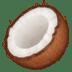 🥥 coconut Emoji on Facebook Platform