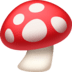 🍄 mushroom Emoji on Facebook Platform