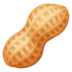 🥜 peanuts Emoji on Facebook Platform
