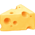 🧀 cheese wedge Emoji on Facebook Platform