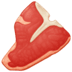 🥩 cut of meat Emoji on Facebook Platform