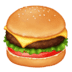 🍔 hamburger Emoji on Facebook Platform