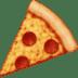 🍕 ピザ Facebookプラットフォーム上の絵文字