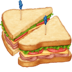 🥪 sandwich Emoji on Facebook Platform