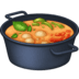 🍲 pot of food Emoji on Facebook Platform