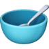 🥣 bowl with spoon Emoji on Facebook Platform