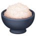 🍚 cooked rice Emoji on Facebook Platform