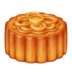 🥮 moon cake Emoji on Facebook Platform