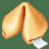 🥠 fortune cookie Emoji on Facebook Platform