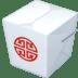 🥡 takeout box Emoji on Facebook Platform
