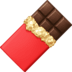 🍫 chocolate bar Emoji on Facebook Platform