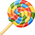 🍭 Lollipop Emoji on Facebook Platform