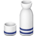🍶 sake Emoji on Facebook Platform