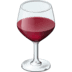 🍷 wine glass Emoji on Facebook Platform