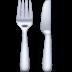 🍴 Fork and Knife Emoji on Facebook Platform