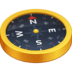 🧭 compass Emoji on Facebook Platform