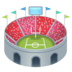 🏟️ stadium Emoji on Facebook Platform