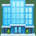 🏢 office building Emoji on Facebook Platform