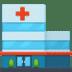 🏥 Hospital Emoji on Facebook Platform