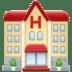 🏨 hotel Emoji on Facebook Platform