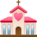💒 wedding Emoji on Facebook Platform