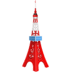 🗼 Tokyo tower Emoji on Facebook Platform