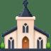 ⛪ church Emoji on Facebook Platform