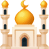 🕌 mosque Emoji on Facebook Platform