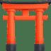 ⛩️ Shinto-Schrein Emoji auf der Facebook-Plattform