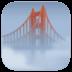 🌁 foggy Emoji on Facebook Platform