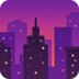 🌆 cityscape at dusk Emoji on Facebook Platform