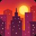 🌇 sunset Emoji on Facebook Platform