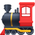 🚂 locomotive Emoji on Facebook Platform