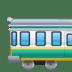 🚃 railway car Emoji on Facebook Platform