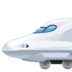 🚅 bullet train Emoji on Facebook Platform